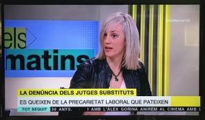 http://www.ccma.cat/tv3/alacarta/els-matins/tertulia-del-130417-la-precarietat-laboral-dels-jutges-substituts-arriba-al-tribunal-europeu-de-drets-humans/video/5661838/